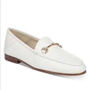 Sam Edelman Loraine Bit Loafers Bright White